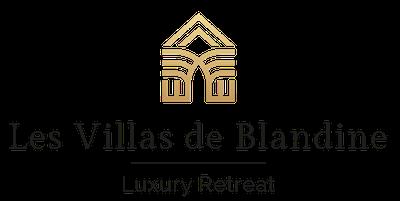 Les Villas de Blandine Logo